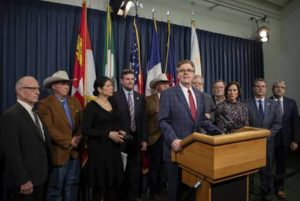 Texas Senate leaders unveil $1.8 billion package of disaster relief bills