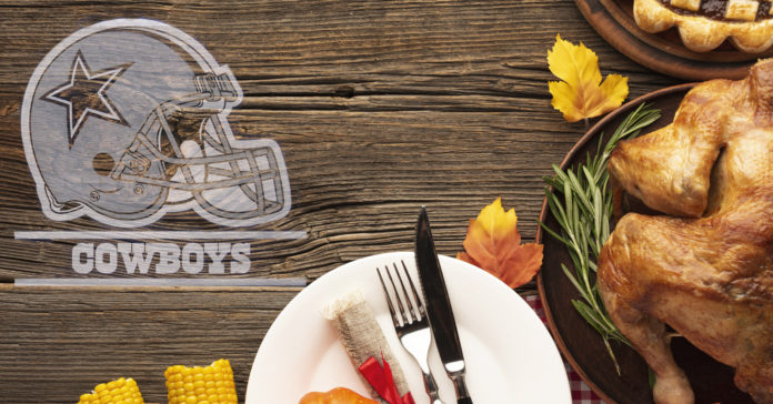 Dallas Cowboys Thanksgiving