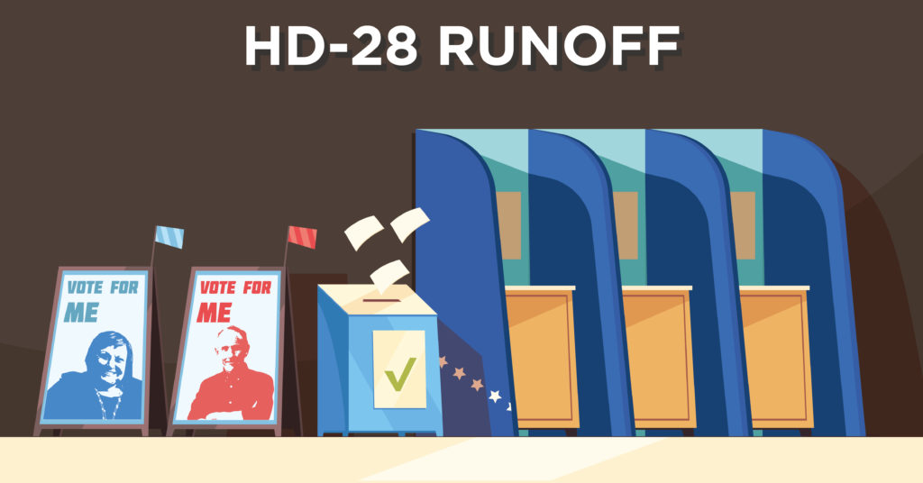 HD-28 runoff election