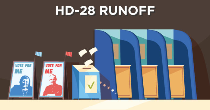 HD-28 runoff election