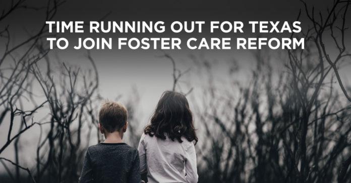 Texas foster care