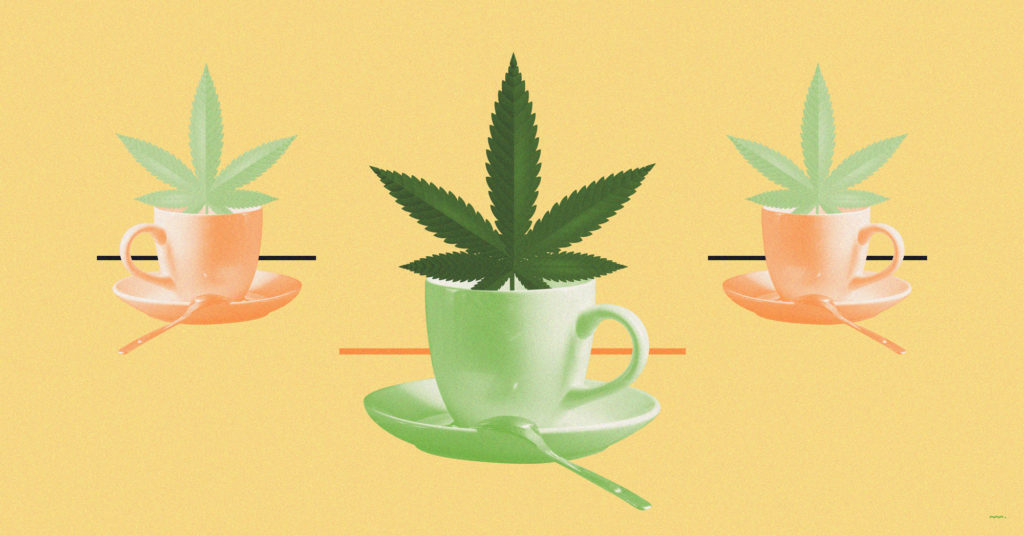 Houston gets CBD infused coffee shop