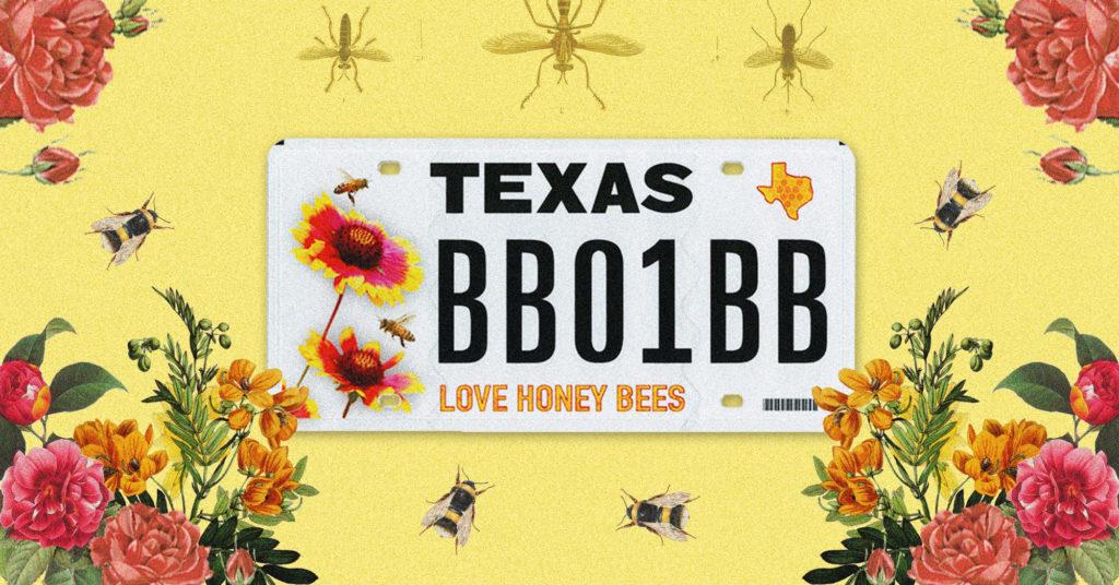 Texas Honeybees