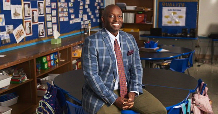 1st Black Texas Teacher of the Year