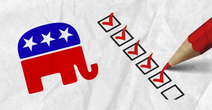 republican scorecard